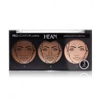 Hean - Paleta de contorno en crema Pro Contour