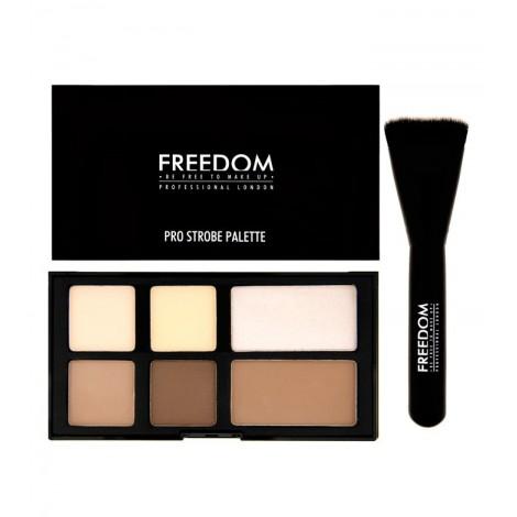 ProArtist Freedom - Paleta de iluminador y contorno Pro Strobe