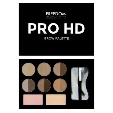 ProArtist Freedom - Paleta para Cejas Pro HD - Fair Medium