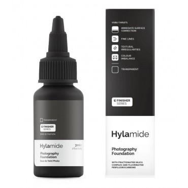 Hylamide - Finisher Series - Base Photography Foundation Tono: Transparent
