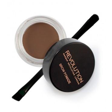Makeup Revolution - Pomada para cejas - Ash Brown
