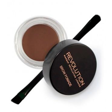 Makeup Revolution - Pomada para cejas - Chocolate