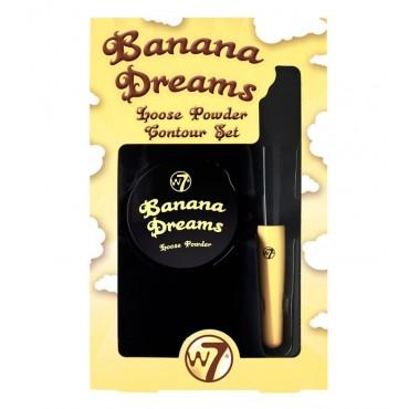 W7 - Set de Contorno Banana Dreams