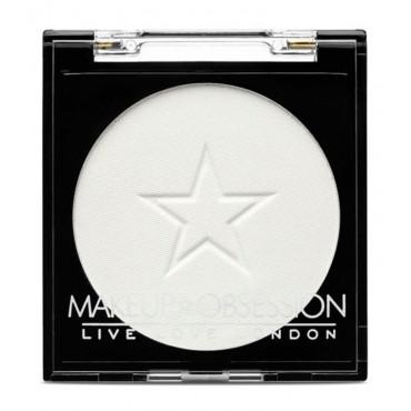 Makeup Obsession - Sombra de ojos - E105: White Out