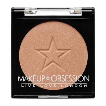 Makeup Obsession - Sombra de ojos - E121: Flushed