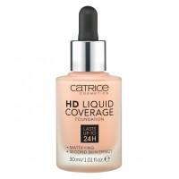 Catrice - Base de maquillaje HD Liquid Coverage: 020 Rose Beige