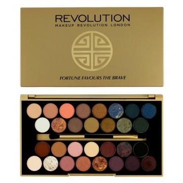 Makeup Revolution - Paleta de sombras de ojos - Fortune Favours the Brave