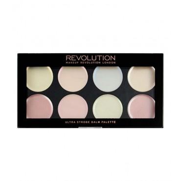 Makeup Revolution - Paleta de Iluminadores Ultra Strobe Balm