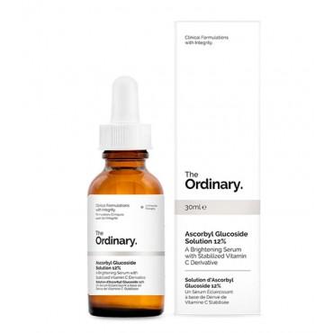 The Ordinary - Solución de Ascorbil Glucósido 12%