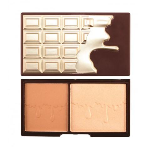 I Heart Makeup - Bronze and Glow - Iluminador y Bronceador