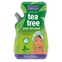 Beauty Formulas - Mascarilla peel-off de árbol de Té australiano