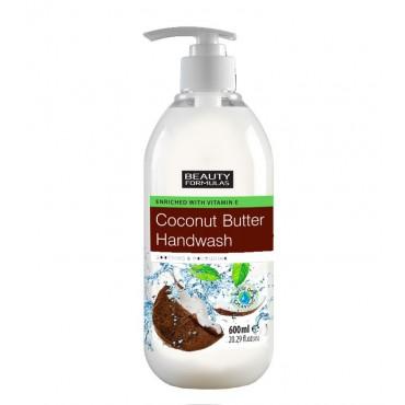Beauty Formulas - Gel de Manos Coco con Vitamina E