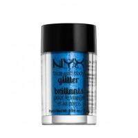 NYX - Face & Body Glitter - GLI01: Blue