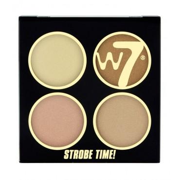 W7 - Paleta iluminadores Strobe Time! - Vivid Glow