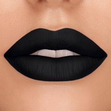 Nabla - Dreamy Matte Liquid Lipstick - Black Champagne