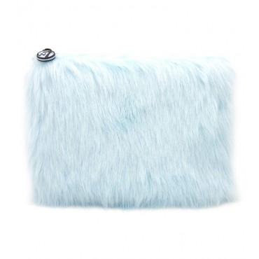 W7 - Neceser Furry Grande - Azul Cielo