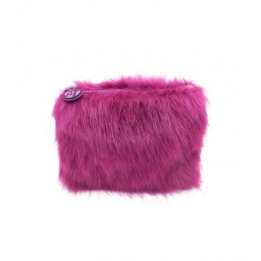 W7 - Neceser Furry Pequeño - Púrpura