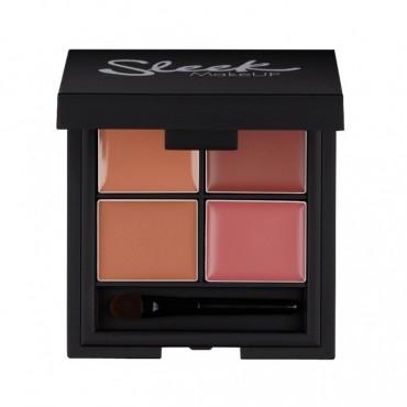 Sleek Makeup- Paleta de 4 labiales Lip 4 - Ballet