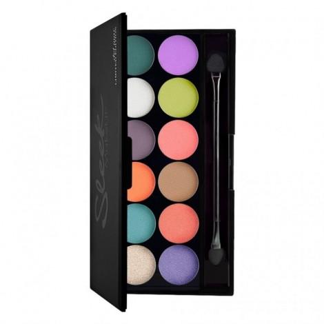 Sleek MakeUP - Paleta de sombras i-Divine Del Mar Vol.1
