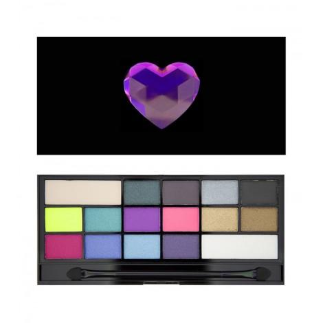 I Heart Makeup - Paleta de sombras Wonder - Sin