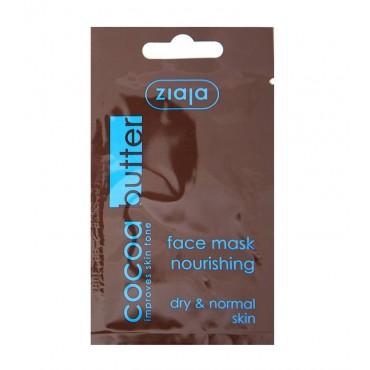 Ziaja - Mascarilla Facial Manteca de Cacao