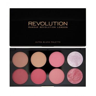 Makeup Revolution - Paleta de Colorete Ultra - Sugar and Spice