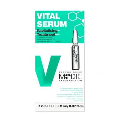 Pierre René - Tratamiento revitalizante Vital Serum
