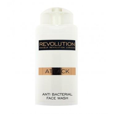 Makeup Revolution - Limpiador de rostro Anti Bacterial Attack.