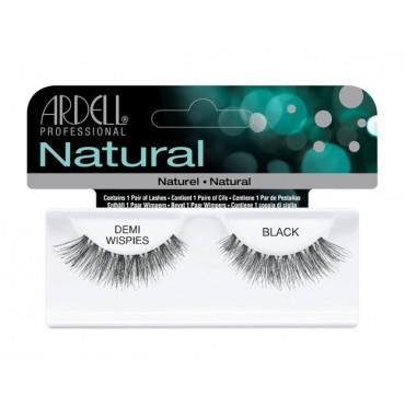 Ardell - Pestañas postizas Natural Demi Wispies Black