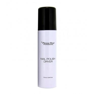Pierre René - Spray para secado del esmalte de uñas - Quick dryer spray