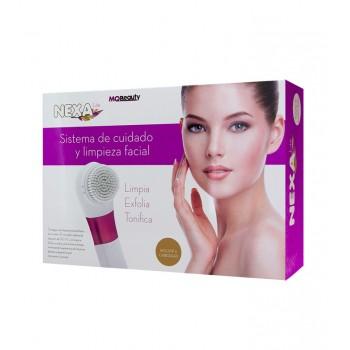 MQBeauty NEXA Lite: Sistema de cuidado y limpieza facial