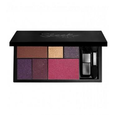 Sleek MakeUP - Paleta de sombras y coloretes Eye and Cheek - See you at midnight