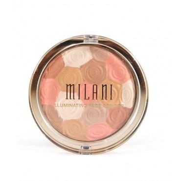 Milani - Polvo Iluminador - 01 Amber Nectar