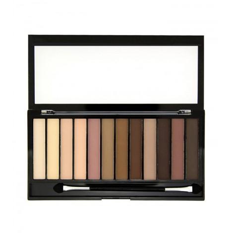 Makeup Revolution - Paleta de sombras de ojos Redemption - Essential Mattes 2