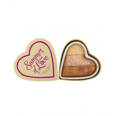 I Heart Makeup - Bronceador Hearts - Hot Summer of Love