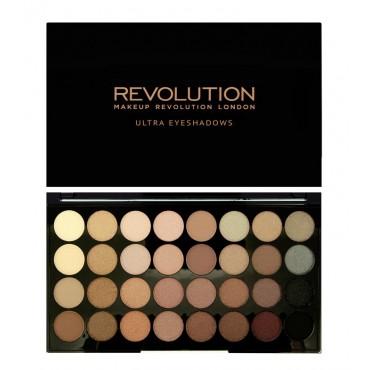 Makeup Revolution - Paleta de sombras - Beyond Flawless