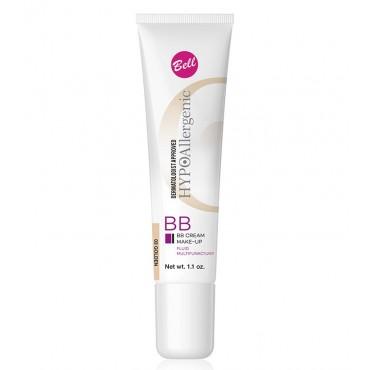 Bell - Base de Maquillaje Hipoalergénica BB Cream 03
