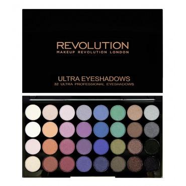 Makeup Revolution - Paleta de sombras - Mermaids Forever