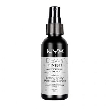 NYX - Fijador de Maquillaje en Spray Dewy Finish