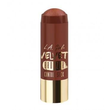 L.A. Girl - Bronceador Velvet Contour Stick - GCS594 Brazen