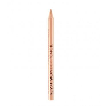 NYX - Lápiz corrector e iluminador de ojos y labios Wonder Pencil - WP02: Medium