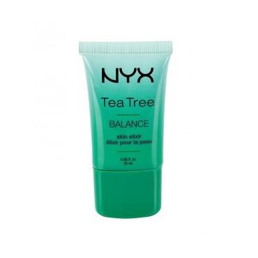 NYX - Prebase y Serum Skin Elixir Tea Tree - Balance