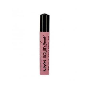 NYX - Labial Líquido Suede Cream Lipstick - LSCL09: Tea & Cookies