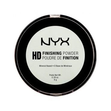NYX - Polvos Compactos High Definition Finish Powder - HDFP03: Mint Green