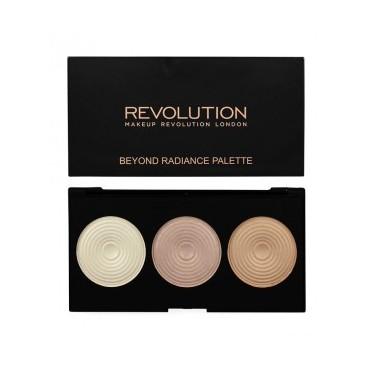 Makeup Revolution - Paleta de Iluminadores Beyond Radiance