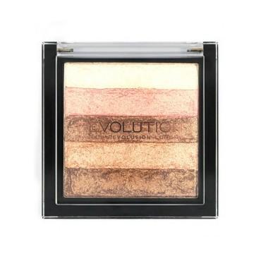 Makeup Revolution - Iluminador Shimmer Brick - Radiant