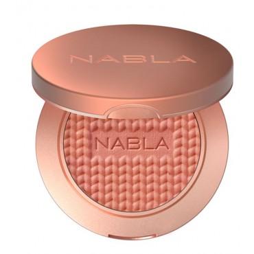 Nabla - Colorete en Polvo Blossom Blush con polvera - Hey Honey!