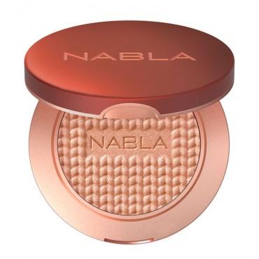 Nabla - Iluminador en polvo Shade & Glow - Jasmine