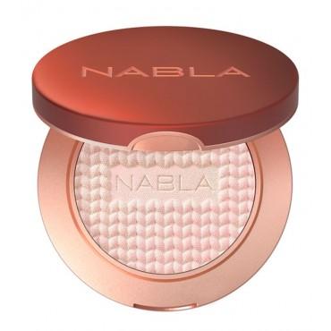 Nabla - Iluminador en polvo Shade & Glow con polvera - Angel