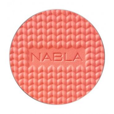 Nabla - Colorete en Polvo Blossom Blush en Godet - Nectarine